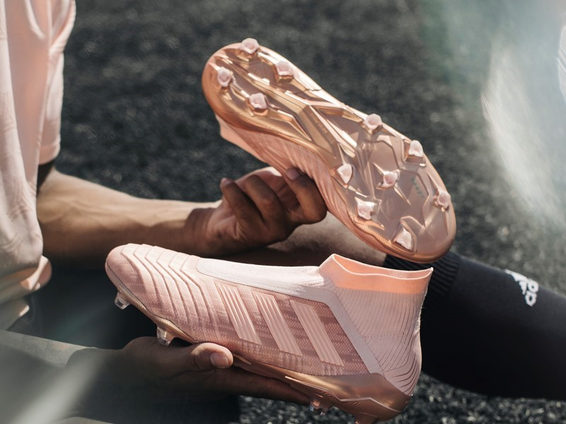 adidas samoa rosados