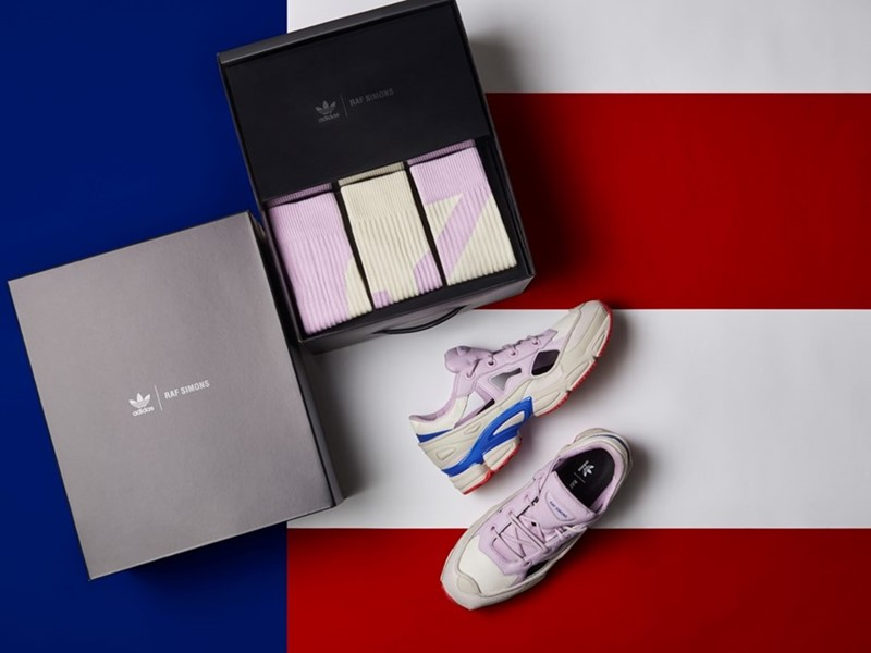 To Celebrate Fourth of July, adidas by