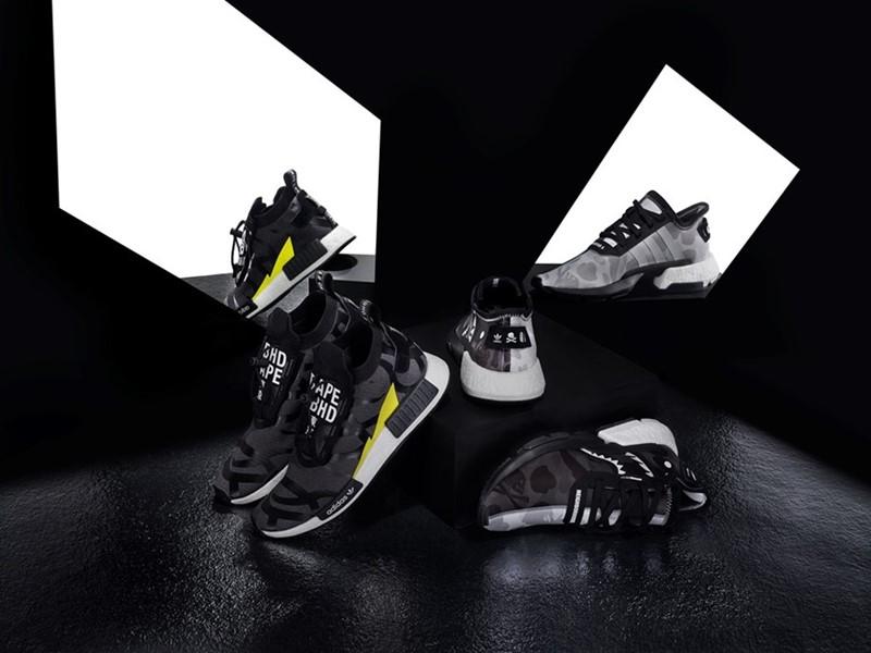 adidas Originals X BAPE X NBHD