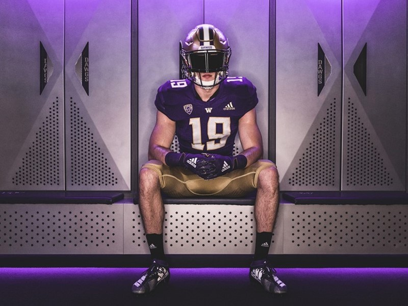 best service f1c89 a7ef5 University of Washington and adidas introduce new Huskies ...