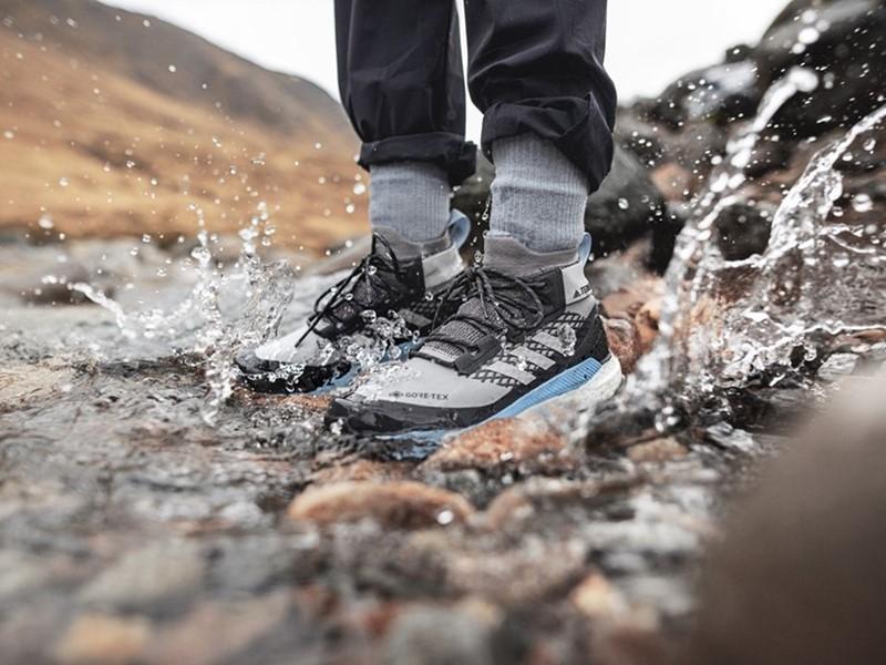 adidas Outdoor Reboots the Terrex Free Hiker with Waterproof Gore ...
