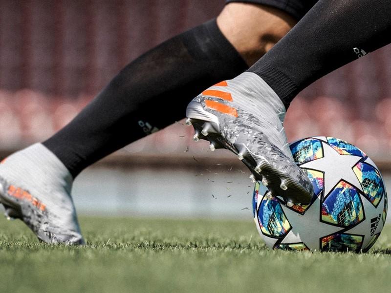Mirar atrás Furioso desbloquear  adidas Football reveals Encryption Pack