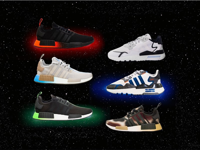 adidas Introduces adidas x Star Wars Characters-Themed Pack