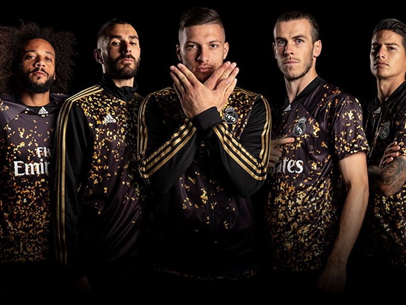 adidas unveils special-edition Real Madrid jersey with EA SPORTS ...