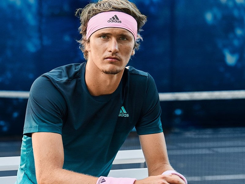 Pranzo Bollire Missione  adidas News Site | Press Resources for all Brands, Sports and Innovations :  Alexander Zverev