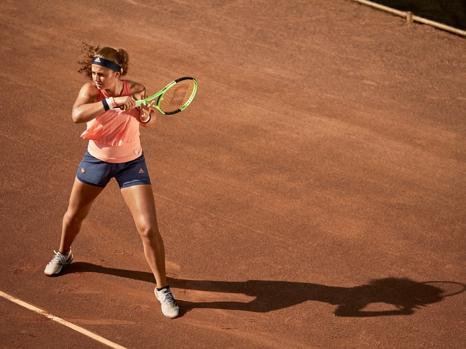 adidas unveils new 2018 Roland Garros