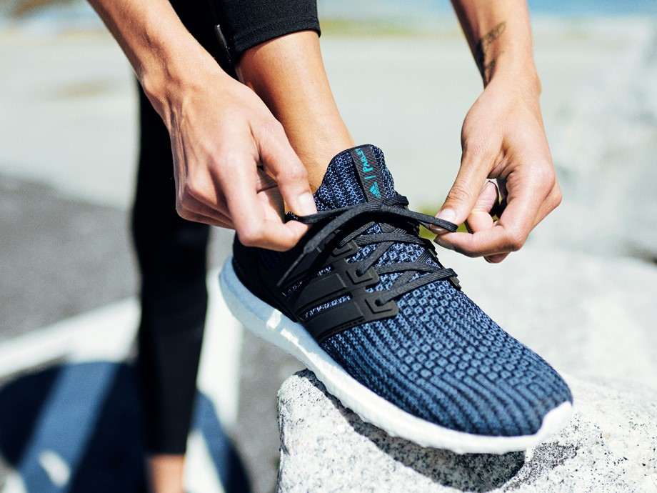 Ultraboost Parley Deep Ocean Blue The Official Shoe For The Run For The Oceans Global Event Series
