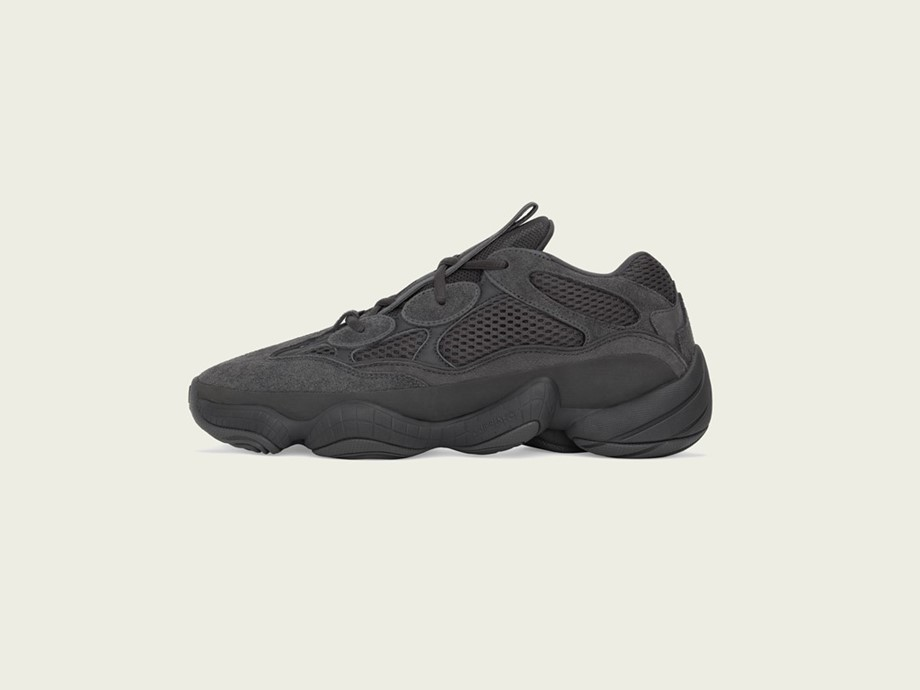 e6492120ced adidas + KANYE WEST announce the YEEZY 500 Utility Black