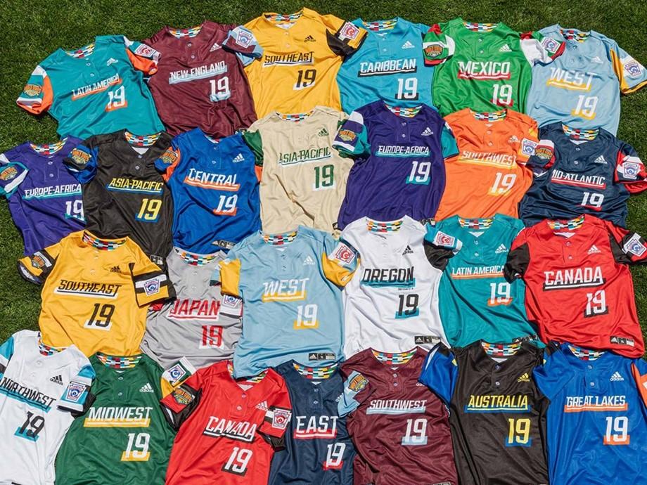 adidas and Little League® Unveil 2019 Baseball & Softball