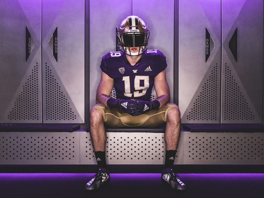 University of Washington and adidas introduce new Huskies football ...