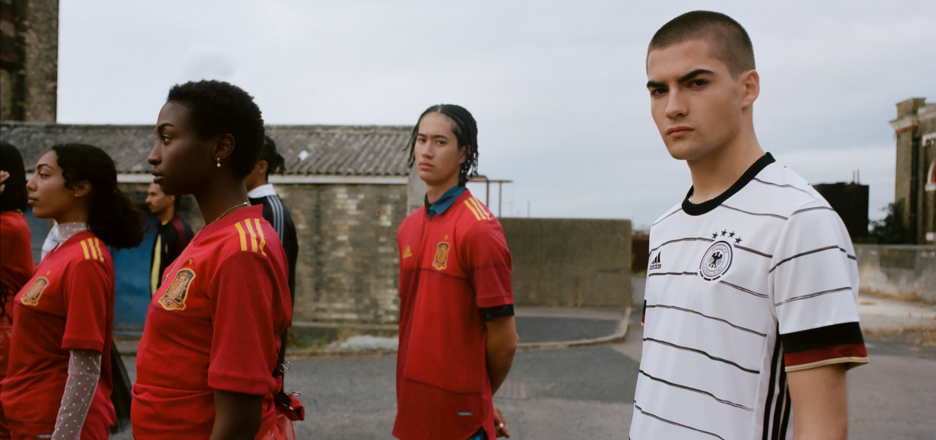 adidas unveils its line-up of home jerseys for UEFA EURO2020