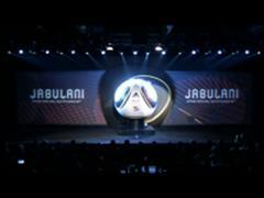 Unveiling of adidas 2010 World Cup Official Match Ball: 'JABULANI'