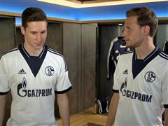 adidas und FC Schalke 04 präsentieren neues Auswärtstrikot