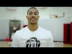 adidas Basketball anuncia el D Rose Tour de la estrella de la NBA