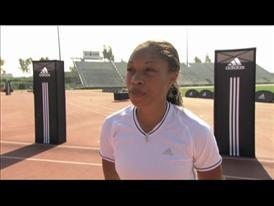 IAAF World Championship, Warm-up Exercise