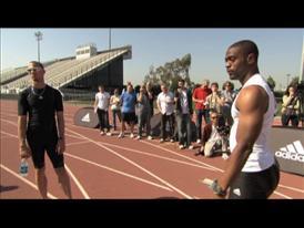 IAAF World Championship, Sprint Demonstration