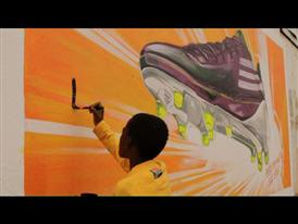 F50 - The Fastest, deadliest boot at the World Cup