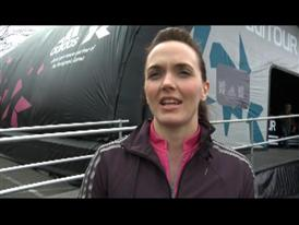 Victoria Pendleton Interview