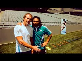 Pick Up The Pace - Nonu Gives You Tips