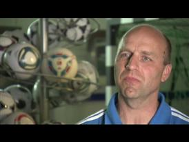Harald Koerger, Senior Sport Researcher, adidas Innovation Team