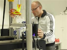 adidas Innovation / Testcenter & Engineering / Laces, Herzogenaurach