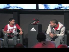 Launch of Derrick Rose 'D Rose 3' Signature Collection - Press Event
