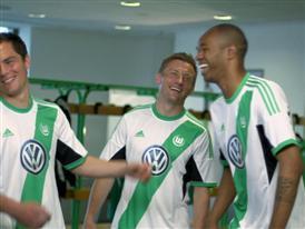 adidas Wolfsburg