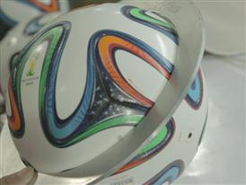 adidas brazuca - production