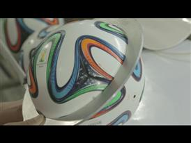 adidas brazuca - production