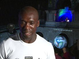 2014 adidas FIFA World Cup™ match ball unveiled Italian