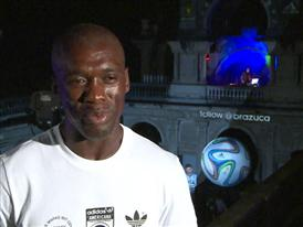 2014 adidas FIFA World Cup™ match ball unveiled Portugese