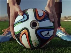 "adidas ""brazucam"" gives fans a unique view of the 2014 FIFA World Cup Brazil™"