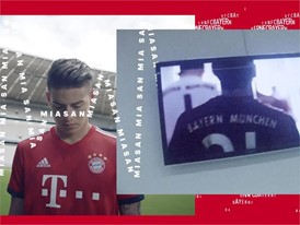 Video: FC Bayern-Heimtrikot 2018-19
