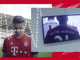 Video: FC Bayern-Heimtrikot 2018-19