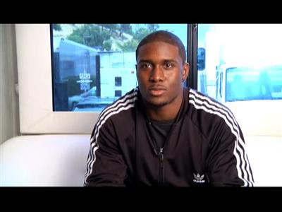 Reggie Bush Interview
