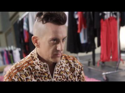 "Jeremy Scott – ""all adidas"" Global Brand Campaign"