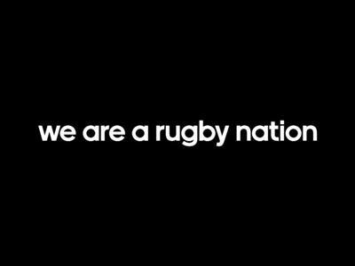 """adidas lancia il video """"We Are a Rugby Nation"""" con Simone Favaro e Andrea Lo Cicero"""