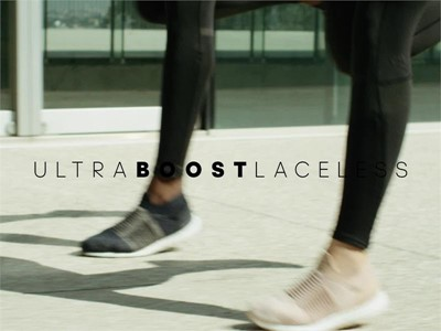 Ultraboost Laceless Teaser Video