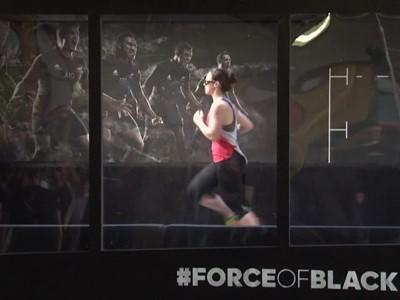 adidas #ForceOfBlack SouthBank