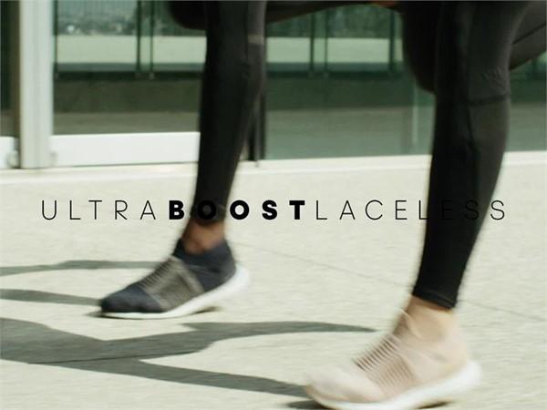 Ultraboost Laceless Teaser Video