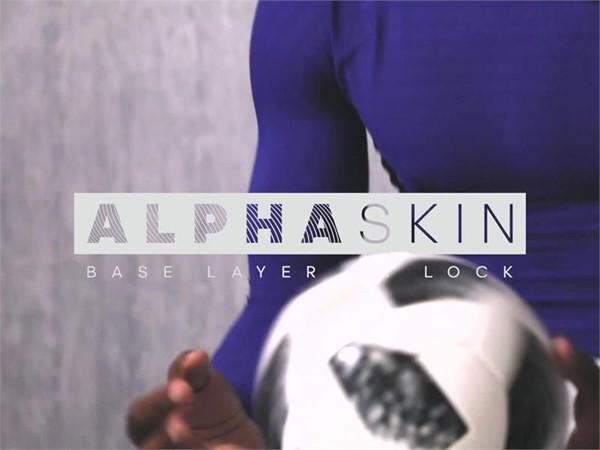 adidas Alphaskin video