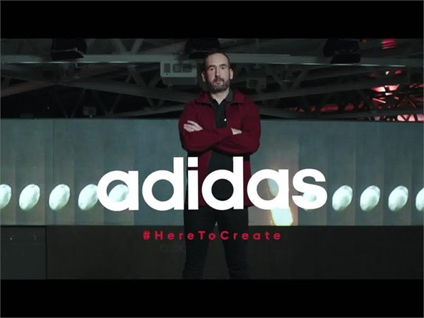 Global adidas European Hackathon series video