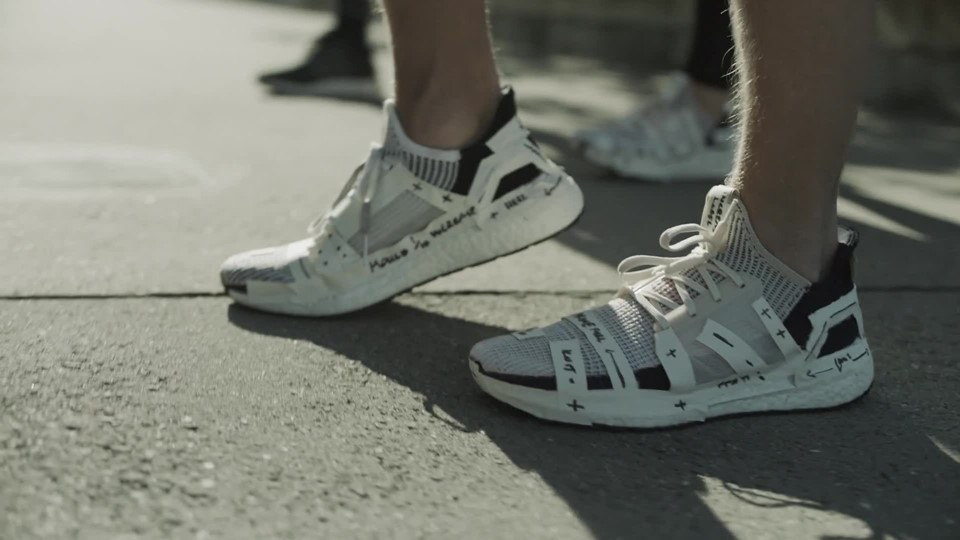 0db7ca6b42d adidas works with thousands of runners to create the revolutionary adidas  Ultraboost 19 – a new shoe for a new sport