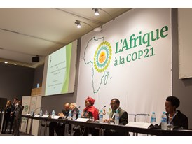 Africa Pavilion at COP21 Opening 5