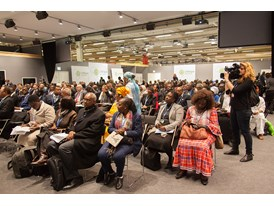 Africa Pavilion at COP21 Opening 7