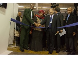 Africa Pavilion at COP21 Opening 10