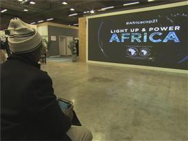 Presentation of the African Pavilion at COP 21