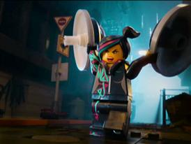 """The Lego Movie"" Goes Red For Women"