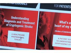 Cryptogenic Stroke Initiative B-Roll