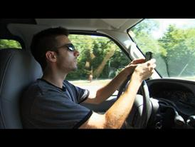 Bad Driving Behavior Broll